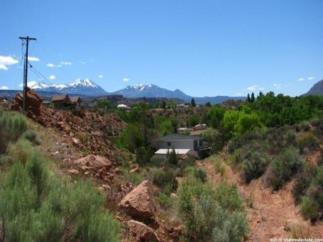 1876 S MURPHY LN Moab, UT 84532 - MLS #: 1281357
