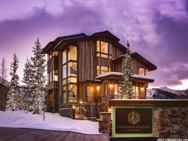 Single Family for Sale at 6762 STEIN Circle 6762 STEIN Circle Unit: 11 Deer Valley, Utah 84060 United States