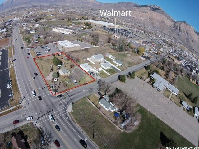 Commercial for Sale at 11-038-0034, 120 E 400 N Harrisville, Utah 84404 United States