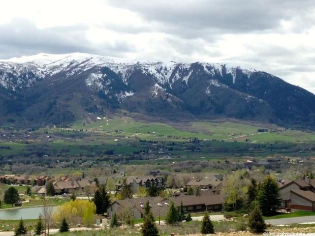 Land for Sale at 3965 N MOUNTAIN RIDGE -LOT 28 Eden, Utah 84310 United States