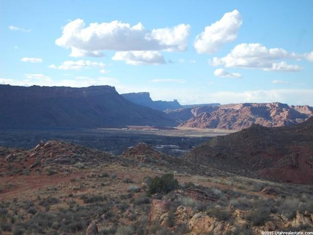 Land for Sale at 1281 E SAND FLATS Road Moab, Utah 84532 United States