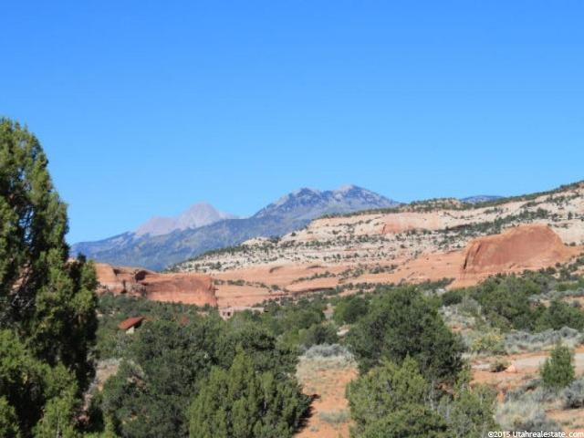 1 PHASE 2 JOE WILSON DR Moab, UT 84532 - MLS #: 1286466