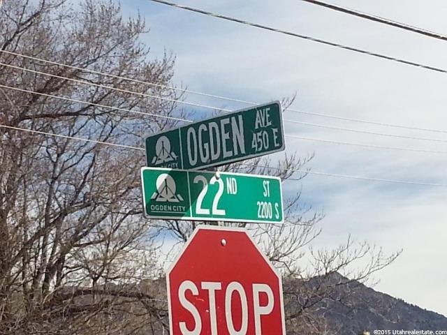 2209 S ADAMS AVE E Ogden, UT 84401 - MLS #: 1290893