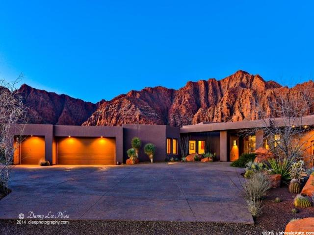 Single Family for Sale at 1122 WINTOOK Drive Ivins, Utah 84738 United States