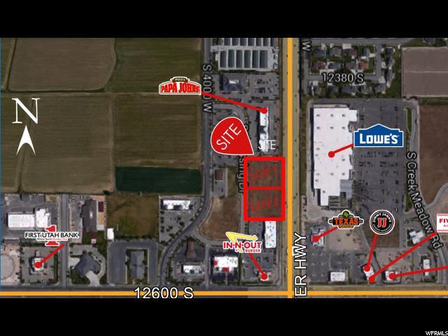 Земля для того Продажа на Address Not Available Riverton, Юта 84065 Соединенные Штаты