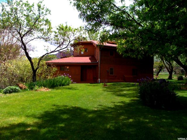 Single Family for Sale at 396 CASTLE CREEK Lane Castle Valley, Utah 84532 United States