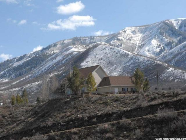 Single Family for Sale at 2999 W MAIN CANYON Road Wallsburg, Utah 84082 United States