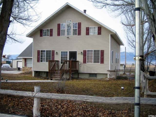 单亲家庭 为 销售 在 383 N 200 W Ephraim, 犹他州 84627 美国