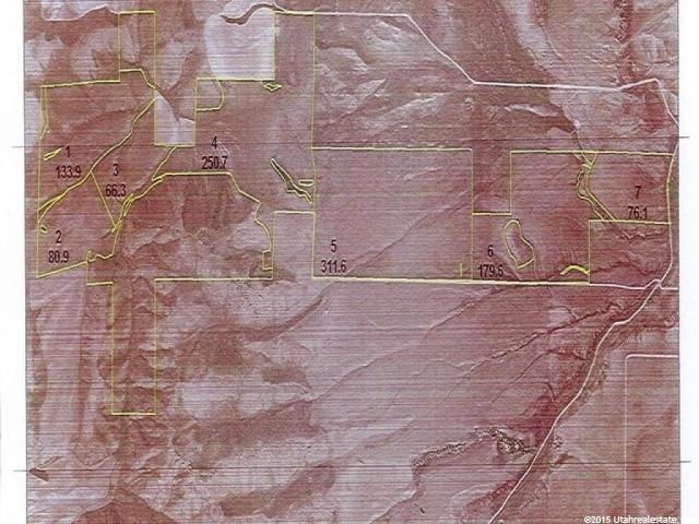 Земля для того Продажа на Address Not Available Rockland, Айдахо 83271 Соединенные Штаты