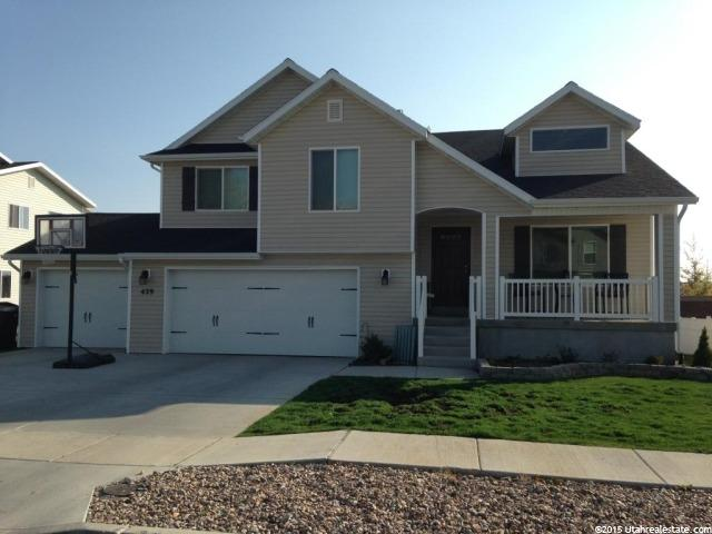 429 S HERITAGE Vernal, UT 84078 - MLS #: 1301643