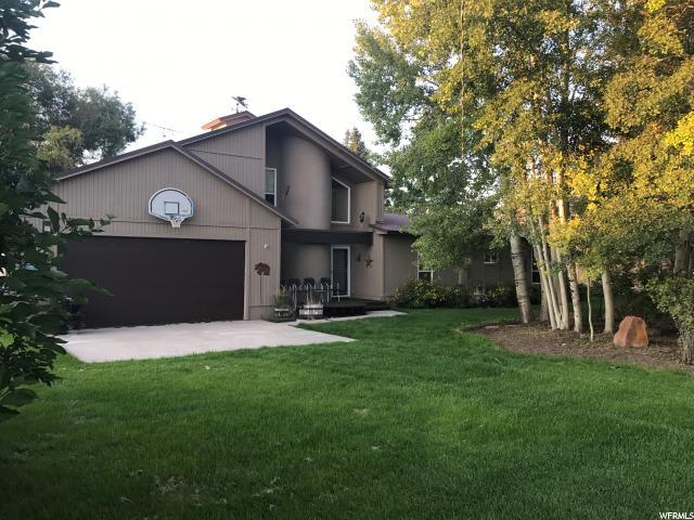 Один семья для того Продажа на 1365 N CISCO Road Laketown, Юта 84038 Соединенные Штаты