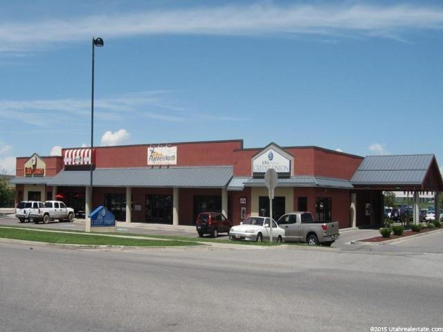Commercial for Rent at 555 W 100 N Providence, Utah 84332 United States