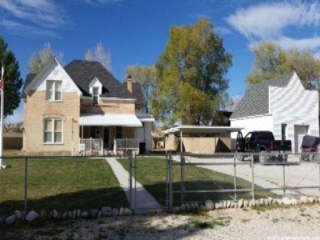 Один семья для того Продажа на 155 W STATE Mayfield, Юта 84643 Соединенные Штаты