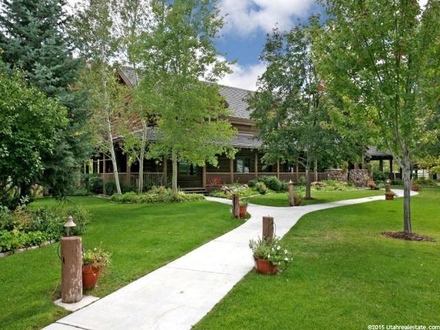 Single Family for Sale at 693 N HOBBLE CREEK CANYON Road Springville, Utah 84663 United States