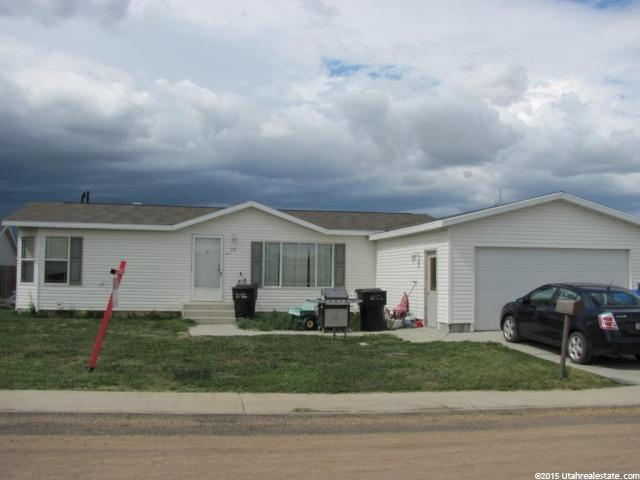 332 W 2100 Vernal, UT 84078 - MLS #: 1308551
