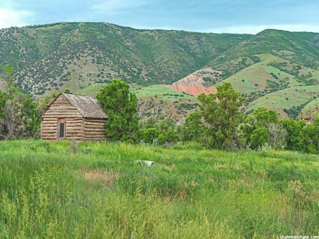 1875 E ROUND VALLEY RD Morgan, UT 84050 - MLS #: 1309865