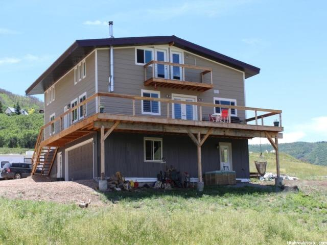 horse properties for sale in wanship