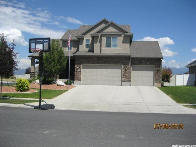 clinton utah new construction homes for sale