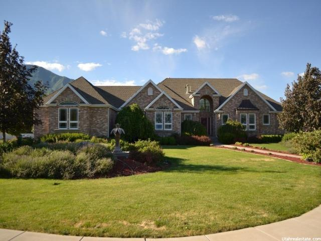 Mapleton, Utah home with a mother-in-law apartment 1057 W 250 S, Mapleton, UT 84664 (MLS # 1315442)