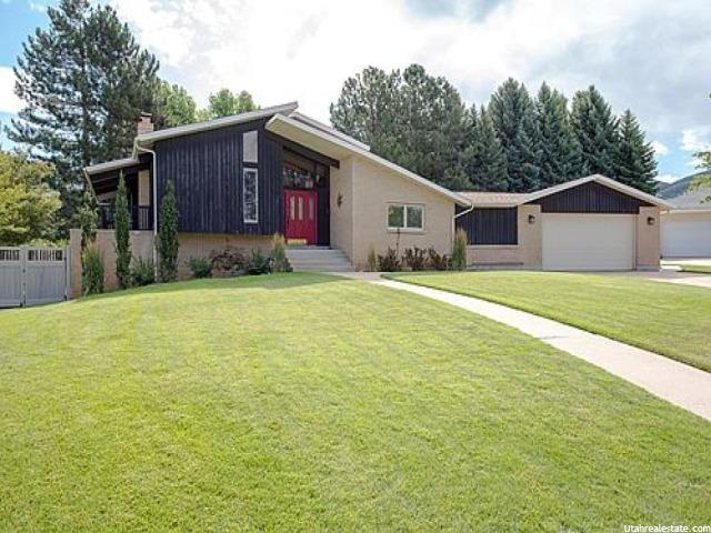 1001 MILL ST Bountiful, UT 84010 - MLS #: 1315879