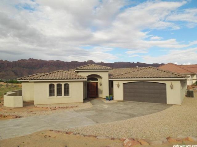moab utah homes for sale