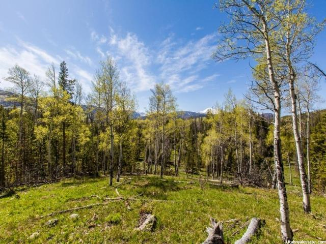 Additional photo for property listing at 597 N MONVISO LOT 1 Trail  Kamas, Utah 84036 United States