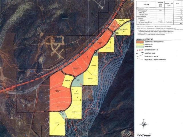 Land for Sale at Address Not Available Cedar City, Utah 84720 United States
