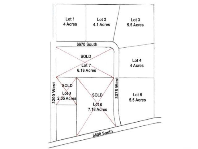 3165 W 6670 S Wellsville, UT 84339 - MLS #: 1320210