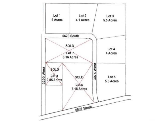 6706 S 3075 W Wellsville, UT 84339 - MLS #: 1320260