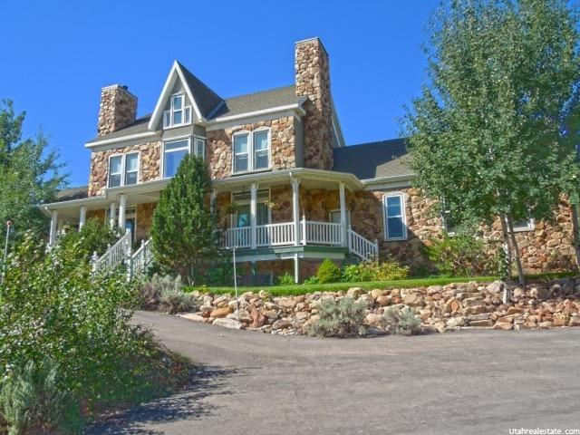 Wallsburg Single Family Mountain Home 2933 W MAIN CANYON RD S, Wallsburg, UT 84082 (MLS # 1320963)