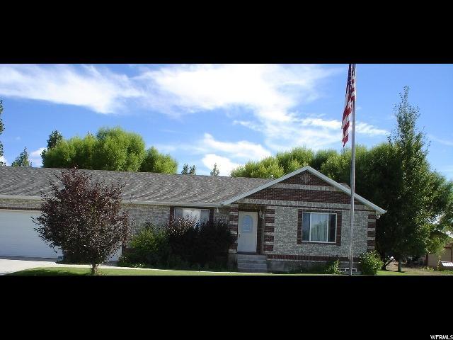 单亲家庭 为 销售 在 60 E 200 N Elmo, 犹他州 84521 美国
