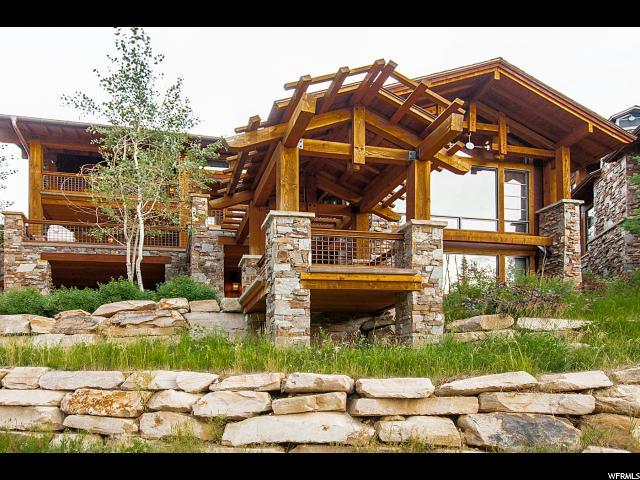 Single Family for Sale at 23 NAKOMA Court Park City, Utah 84060 United States