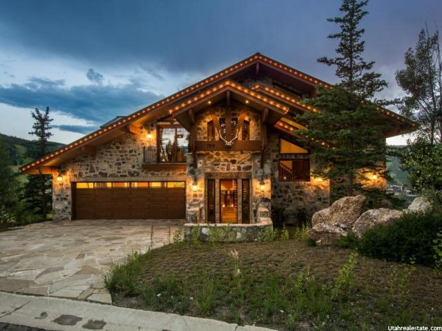 Single Family for Sale at 7815 FALCON Court 7815 FALCON Court Unit: 39 Park City, Utah 84060 United States