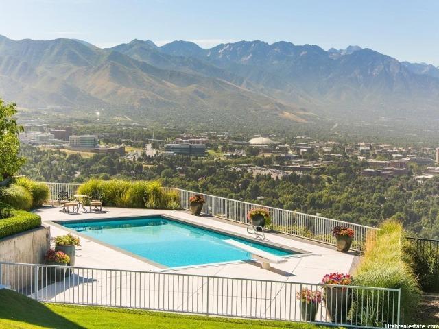 650 N SADDLE HILL RD Salt Lake City, UT 84103 - MLS #: 1322809