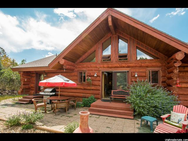 woodland cabins and mountain homes for sale