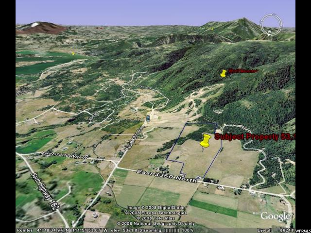 Land for Sale at 3350 N 3163 E Eden, Utah 84310 United States