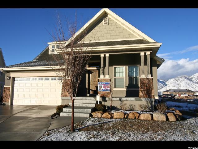 Mapleton Utah Homes