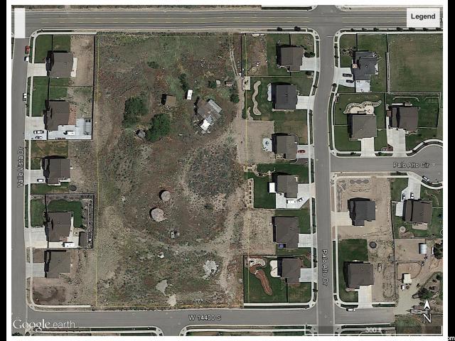 Земля для того Продажа на 6725 W BUTTERFIELD PKWY Herriman, Юта 84096 Соединенные Штаты
