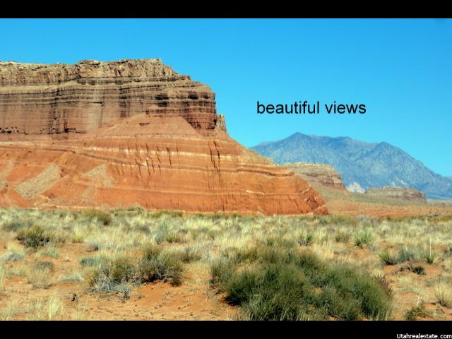 588 N MESA DR. LOT # 48 Ticaboo, UT 84533 - MLS #: 1327051