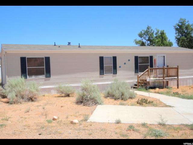单亲家庭 为 销售 在 111 N LAKE Drive Ticaboo, 犹他州 84533 美国