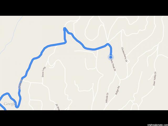 4 N SKYLINE MT. RESORT E Fairview, UT 84629 - MLS #: 1327408