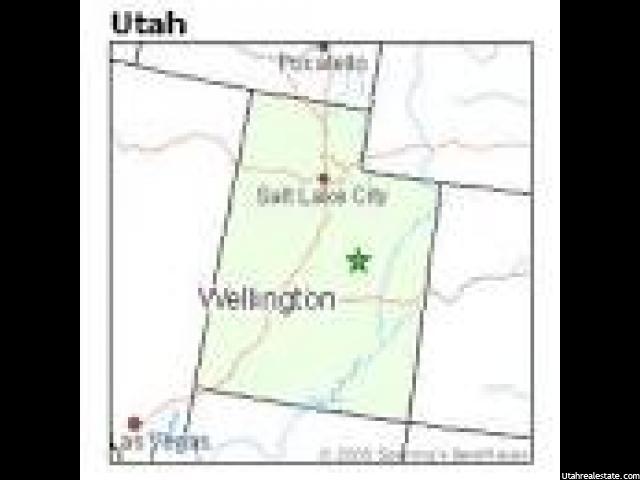 3762 E COALCREEKK RD N Wellington, UT 84542 - MLS #: 1329206