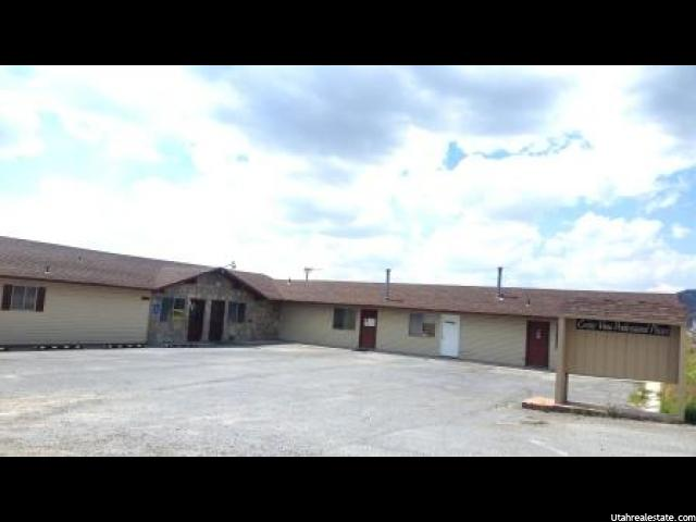 Commercial for Sale at 421 W 2 S Soda Springs, Idaho 83276 United States