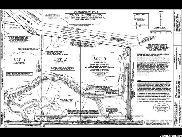5420 W JOHN CANNON DR N Salt Lake City, UT 84122 - MLS #: 1331579