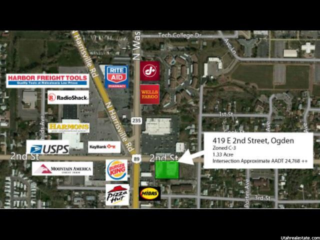 419 E 2ND ST Ogden, UT 84404 - MLS #: 1332199