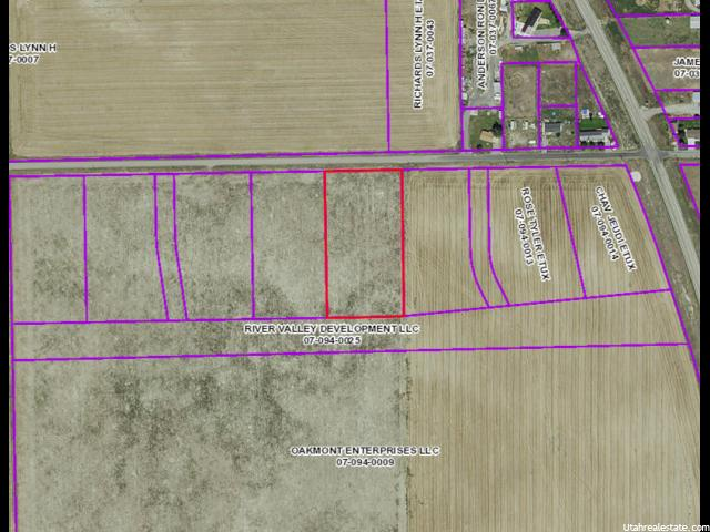 Land for Sale at 5409 W 20000 N Plymouth, Utah 84330 United States