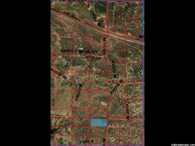 0 Fruitland, UT 84027 - MLS #: 1333535