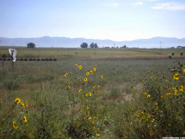 Land for Sale at 6400 N HWY 23 LOT 4 W Newton, Utah 84327 United States