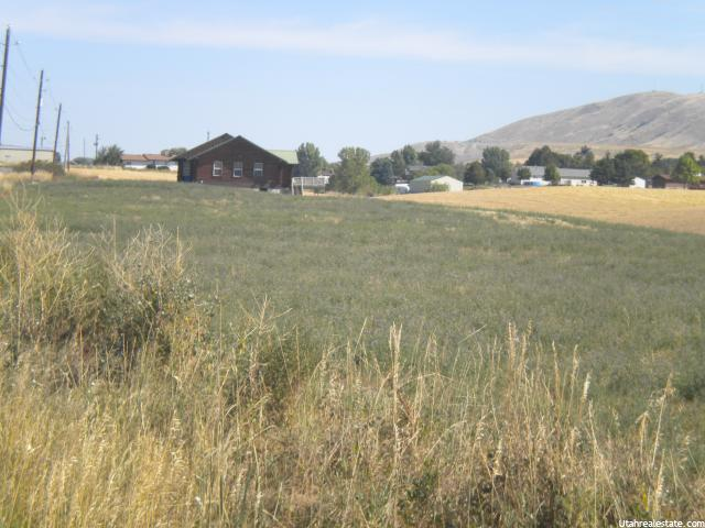 Land for Sale at 6310 N HWY 23 LOT 5 W Newton, Utah 84327 United States
