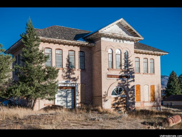 DIY Fixer-Upper Old Wallsburg School 80 E MAIN ST S, Wallsburg, UT 84082 (MLS # 1337487)